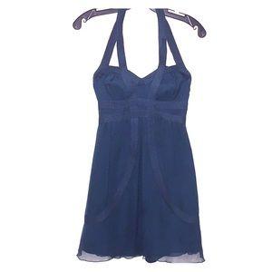Armanie exchange silk dress size P0(XS)